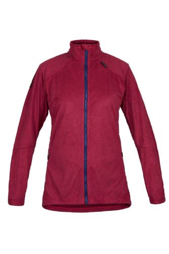 Paramo Ladies' Zefira Fleece - Carmine Marl